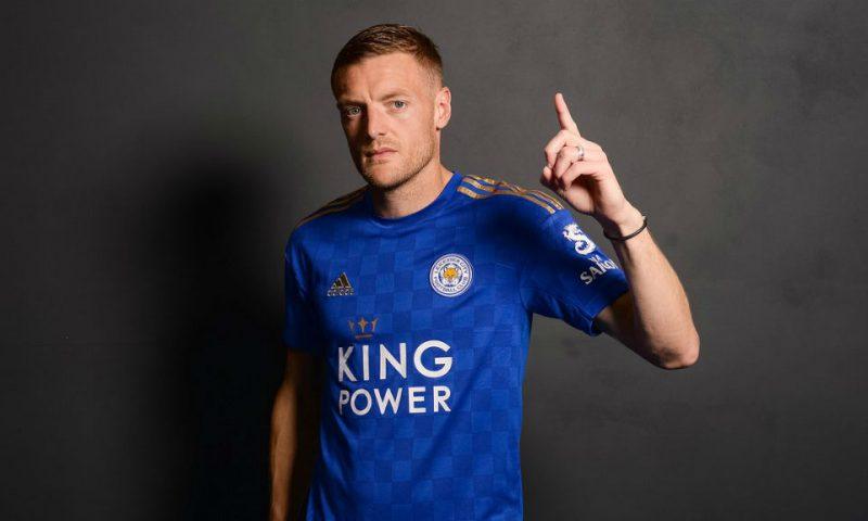 Replica camiseta de futbol Leicester city barata 2019 2020