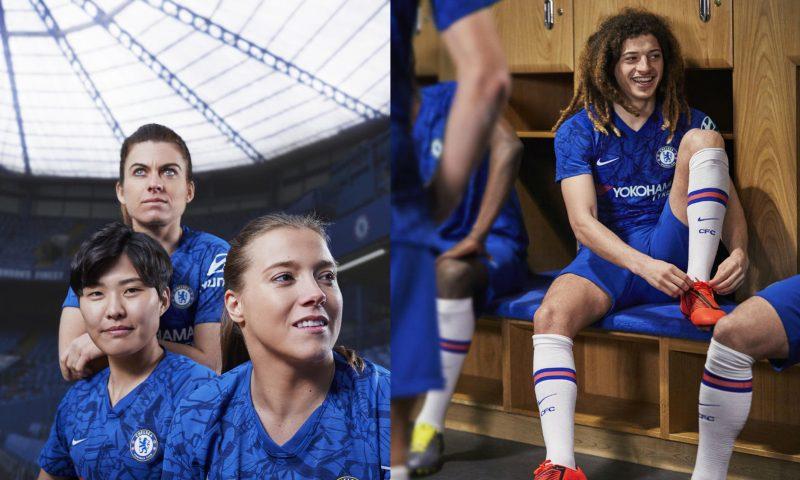 Replica camiseta de futbol Chelsea barata 2019 2020