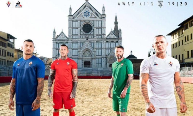 Replica camiseta de futbol Fiorentina barata 2019 2020
