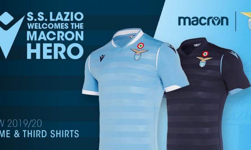 Replica camiseta de futbol Lazio barata 2019 2020