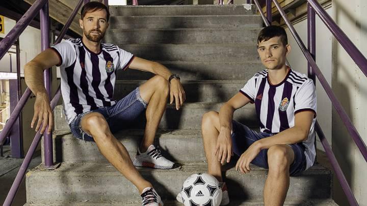 Replica camiseta de futbol Real Valladolid barata 2019 2020 Primera