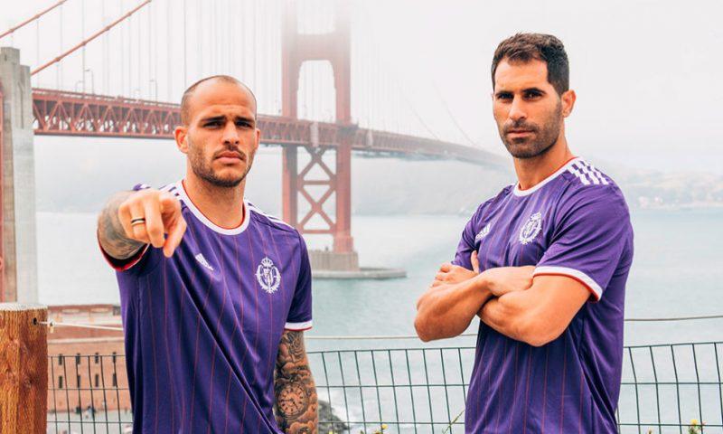 Replica camiseta de futbol Real Valladolid barata 2019 2020