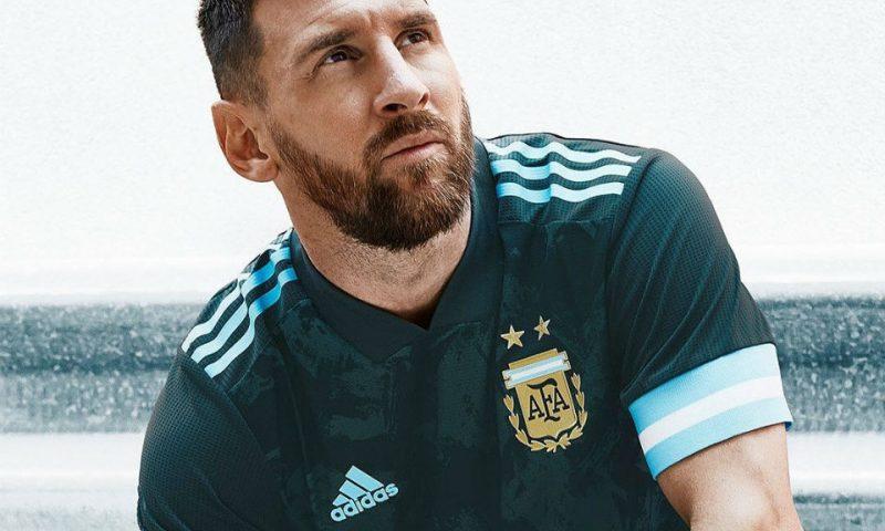 Replica camiseta de futbol Argentina barata 2020