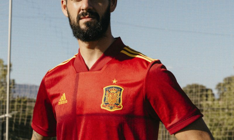 Replica camiseta de futbol Espana barata 2019 2020