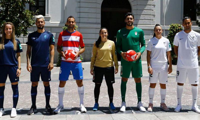 Replica camiseta de futbol Granada barata 2019 2020