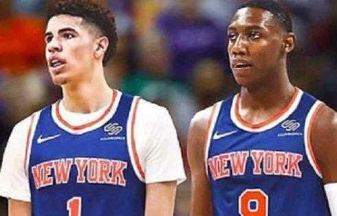 Camiseta New York Knicks Baratas