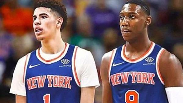 El polémico LaMelo Ball apunta a la Gran Manzana como redentor de los Knicks