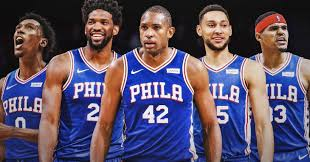 Camiseta Philadelphia 76ers Barata