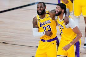 LeBron-Davis, tercer dúo campeón más dominante en los playoffs.