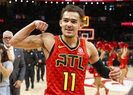Camiseta Atlanta Hawks Trae Young NO 11 Statement