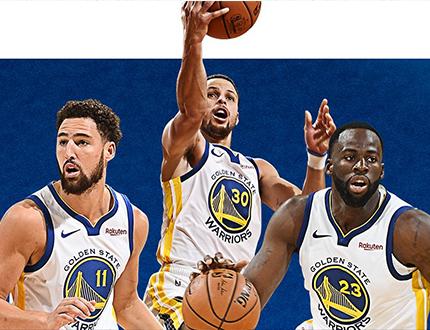 El quinteto galáctico con el que sueñan los Warriors para volver a reinar