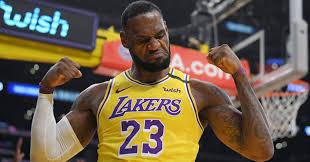 Camiseta Los Angeles Lakers Anthony Davis NO 23