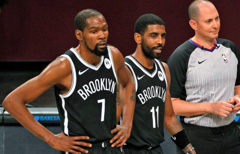 Camisetas Brooklyn Nets Baratas