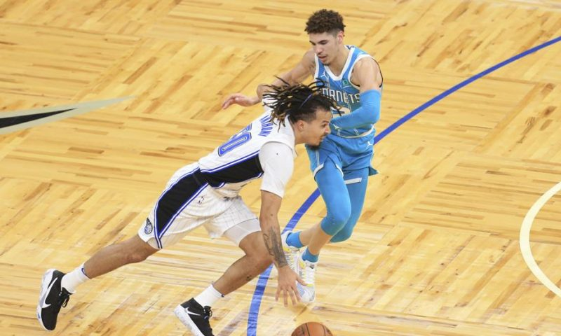 120-117! ¡Cole Anthony lideró al Magic para derrotar a los Hornets!
