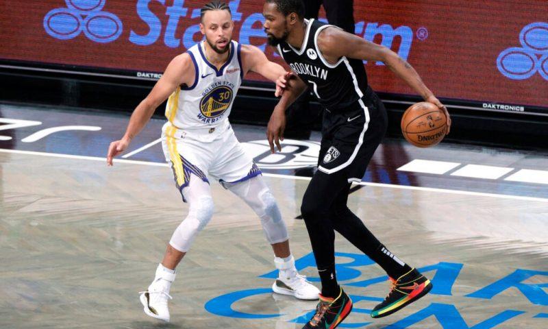 Kevin Durant regresa a la práctica, listo para enfrentar a Golden State Warriors