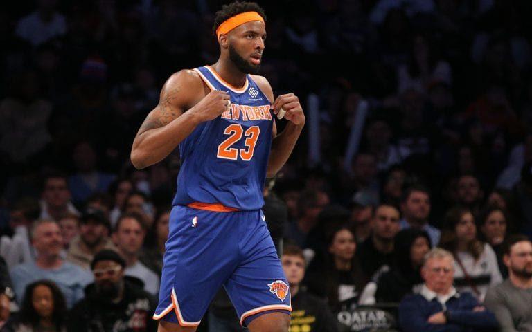 El pívot de los Knicks, Mitchell Robinson, autorizado para regresar el domingo frente a los 76ers